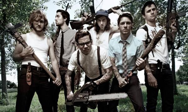 The Devil Wears Prada Zombie Ep Tour