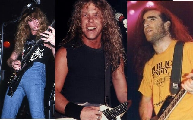 The Top 13 THRASH METAL Bands Of All Time As Voted By You