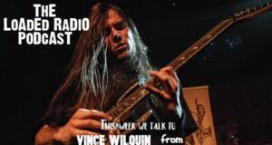 fractal universe heavy metal podcast, PODCAST: FRACTAL UNIVERSE Frontman VINCE WILQUIN Talks To Loaded Radio This Week