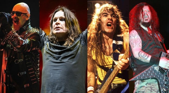 The TOP 13 Most INFLUENTIAL HEAVY METAL Bands Of All Time As Voted By You