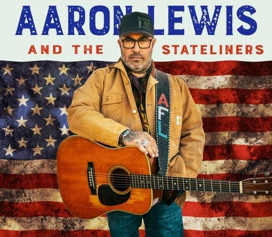 staind singer aaron lewis tour dates 2021, STAIND's AARON LEWIS Announces 2021 U.S. Tour Dates With Full Band