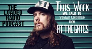 at the gates tomas lindberg interview, PODCAST: We Talk To TOMAS LINDBERG From AT THE GATES About 'The Nightmare Of Being'