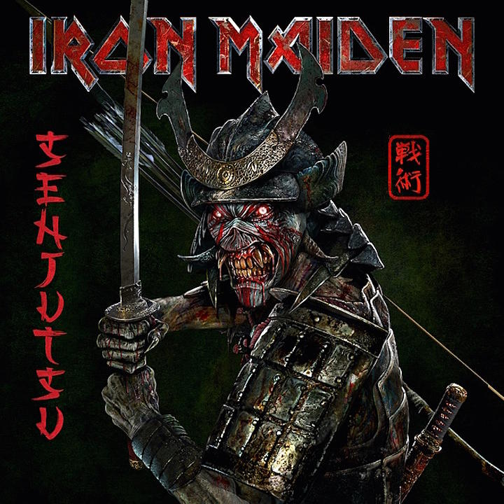 iron maiden 17th studio album 2021, IRON MAIDEN Announce 17th Studio Album 'Senjutsu'; Check Out The New Eddie