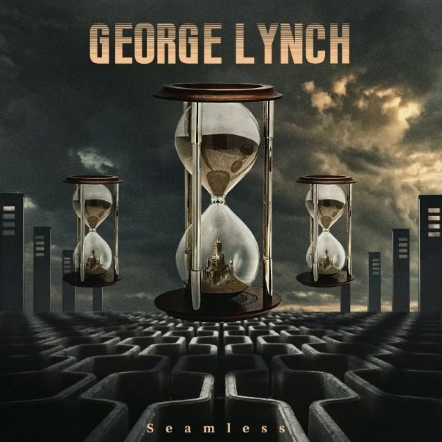 george lynch solo album 2021, GEORGE LYNCH Drops Shredding First Single From 'Seamless' Solo Album