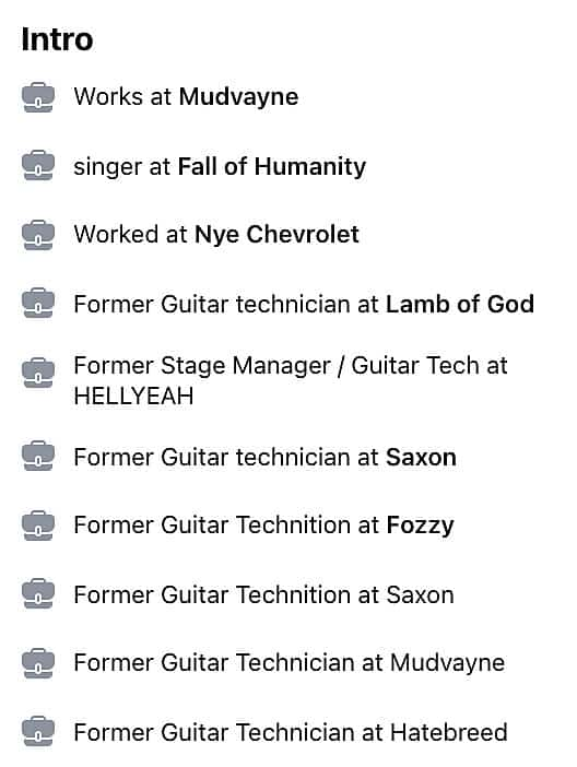 new mudvayne guitarist, Who Is MUDAVYNE's New Second Guitarist?