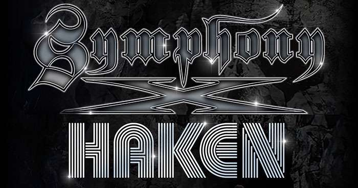 haken symphony x tour dates, HAKEN And SYMPHONY X Announce North American Co-Headlining Tour